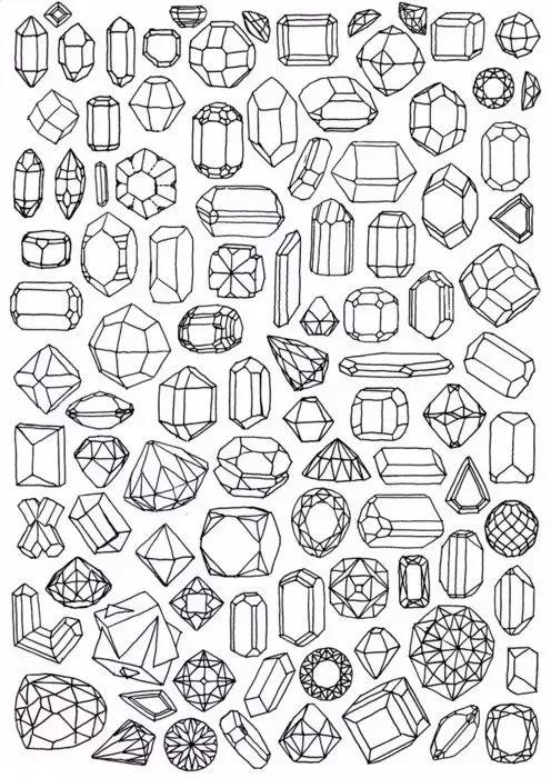 能做饰品的材质非常多,但整体大概有这些:宝石,钻石,珍珠,各种金属